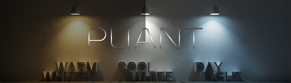 Contact PLIANT LED: Your One Source LED Lighting Design & Solution